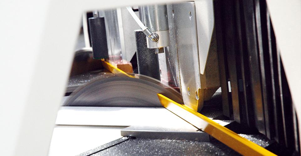 Obróbka mechaniczna<br> aluminium